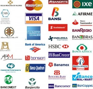 Bancos-Mèxico