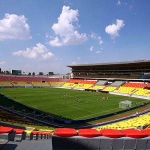 Estadio Jose Maria Morelos y Pavon