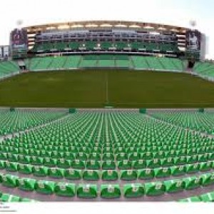 Estadio Territorio Santos Modelo
